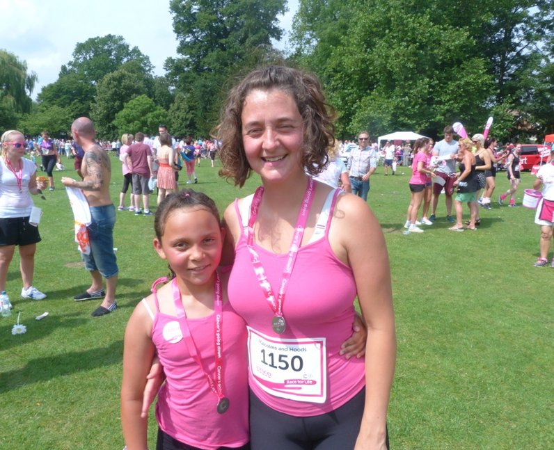 Heart Angels: Race For Life Colchester Part 3 (20