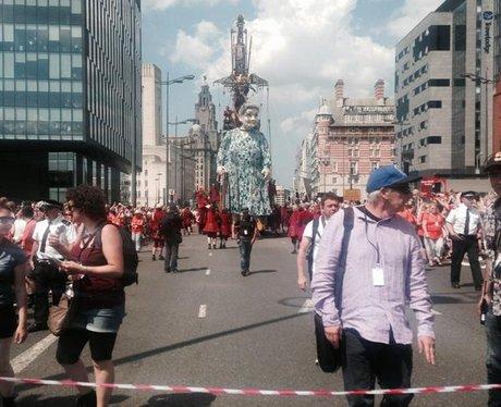 The Giants Walk