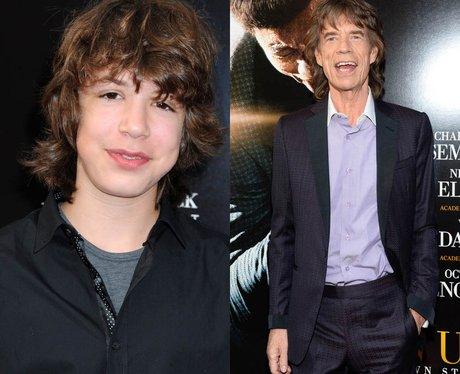 Mick Jagger, son, Lucas Gimenez
