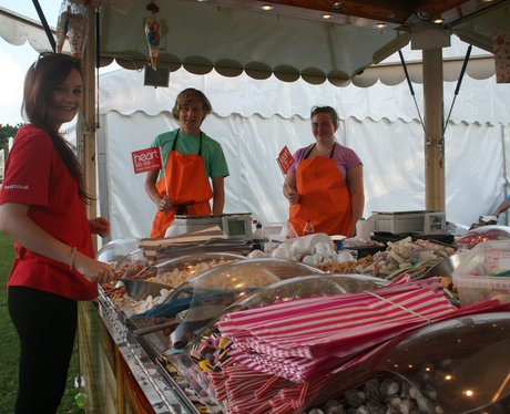Caerphilly's Big Cheese Festival Part 1