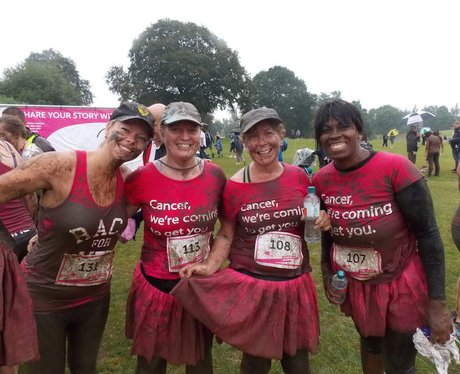 Pretty Muddy Longbridge: Looking Great Ladies