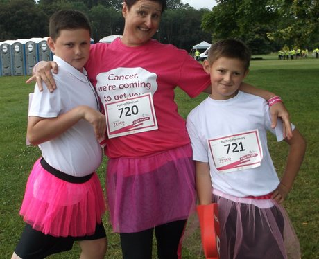 Race For Life Cirencester - The Ladies