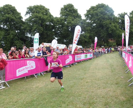 Reading Race for Life 2014 - After the Race