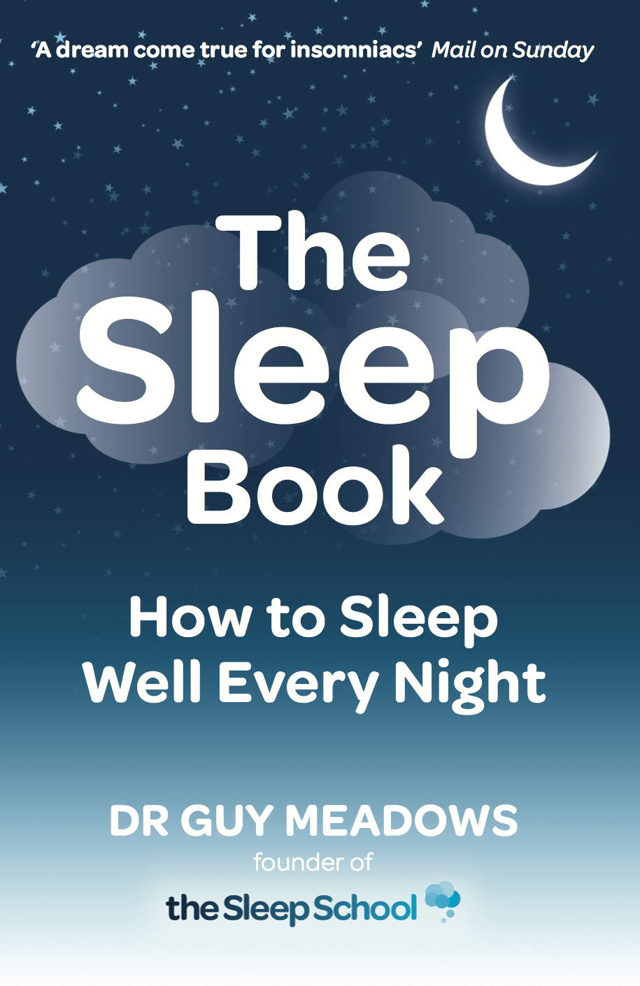 The Sleep Book by Dr Guy Meadows