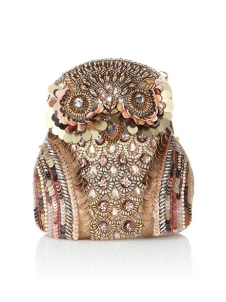 Accessorize Owl Bag