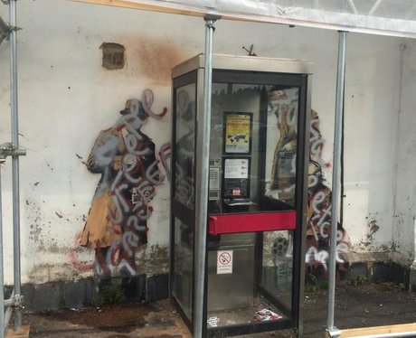 Banksy Cheltenham
