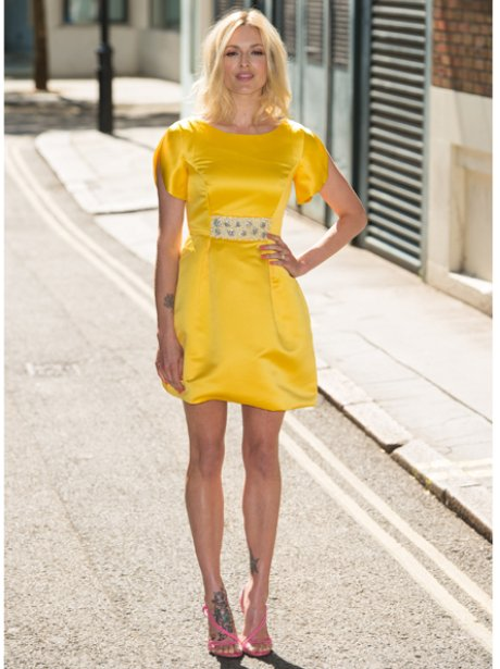Fearne Cotton at Very launch