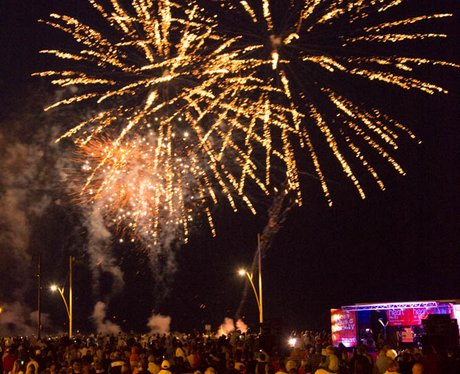 Great Yarmouth Free Fireworks 2014 Wk:2