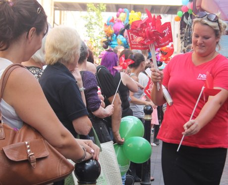 Heart Angels: Gloucester Carnival (26th July)
