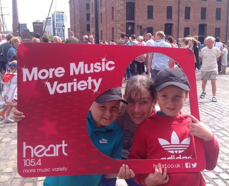 Heart Angels: Liverpool Giants 27th July 2014 Part