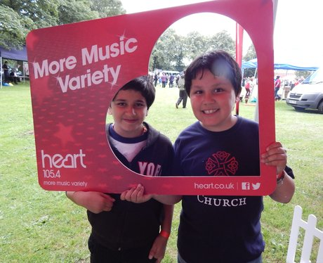 Heart Angels: Park It Preston At Ribbleton Park