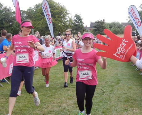 Heart Angels: RFL Wirral Sunday 27th July Part Thr