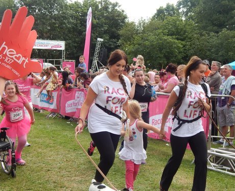 Heart Angels: RFL Wirral Sunday 27th July Part Two