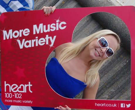 Heart Angels: Sunderland Airshow - 26th July 2014