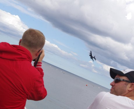 Heart Angels: Sunderland Airshow - 27th July 2014