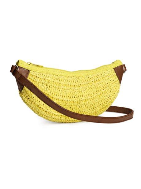 H&M Banana Bag