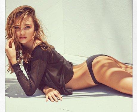 Miranda Kerr model shot