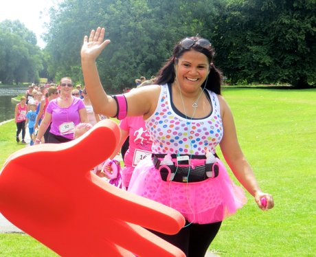 Race For Life 2014 - St Albans - The Race