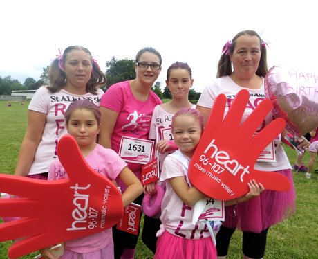 Race For Life 2014 - St Albans