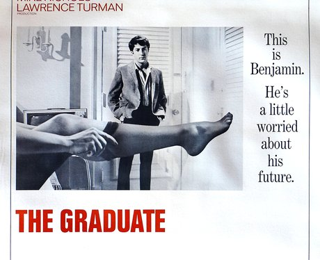 The Graduate Iconic sexy film poster