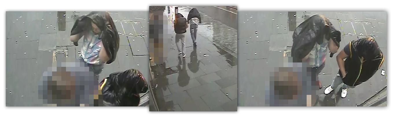 Watford Attack CCTV