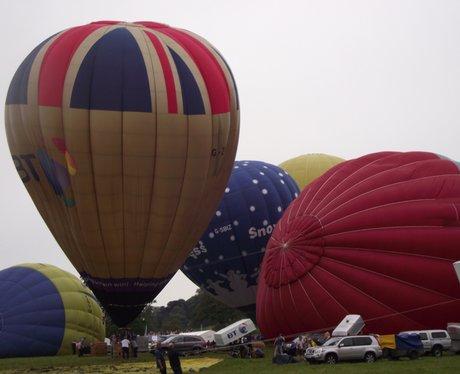 Balloon Fiesta Friday 2014