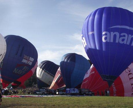 Balloon Fiesta Thursday 2014