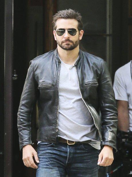 Bradley Cooper seen in London
