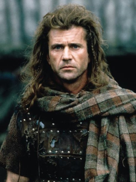mel gibson in braveheart bad hair day the worst movie