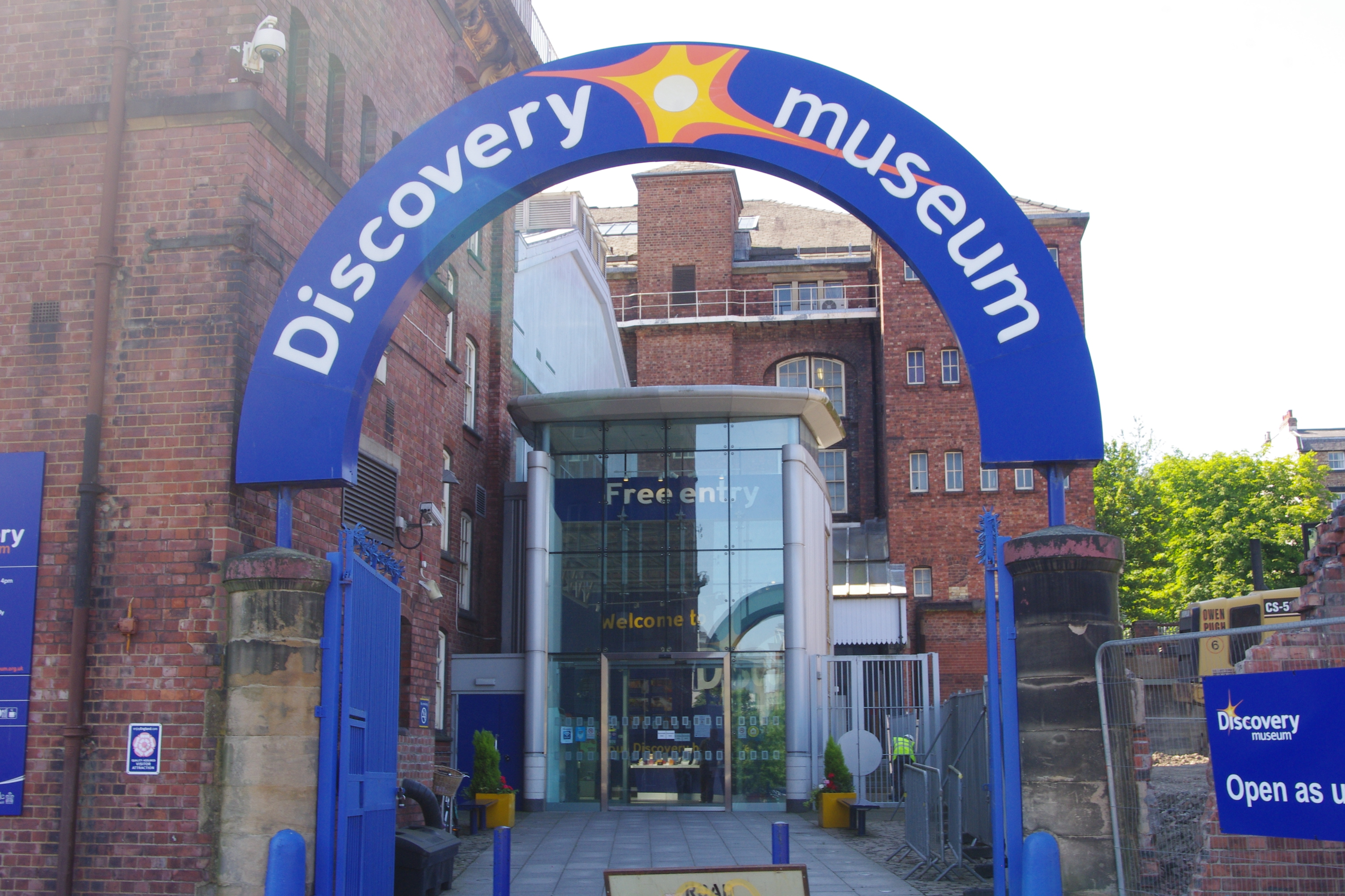 Discovery Museum Newcastle