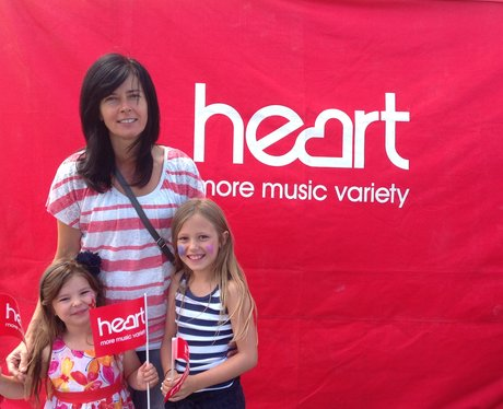 family at heart tent