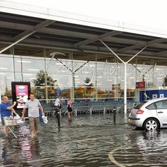 Fenland Flooding