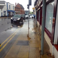 Flooding in Fenland