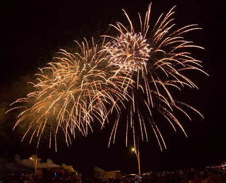 Great Yarmouth Free Fireworks 2014 Wk:3
