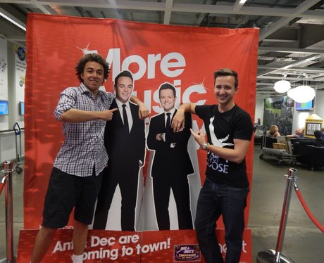Heart Angels: Ant And Dec Give Away at IKEA!