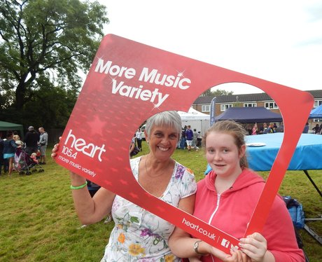Heart Angels at Dovedale Park