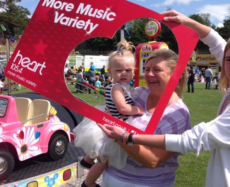 Heart Angels: Chester Racecourse Family Day