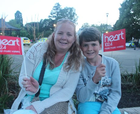 Heart Angels: Gloucester Fireworks (2nd August)
