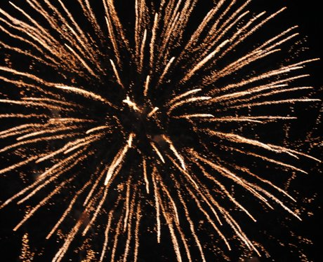Heart Angels: Gloucester Fireworks (2nd August)