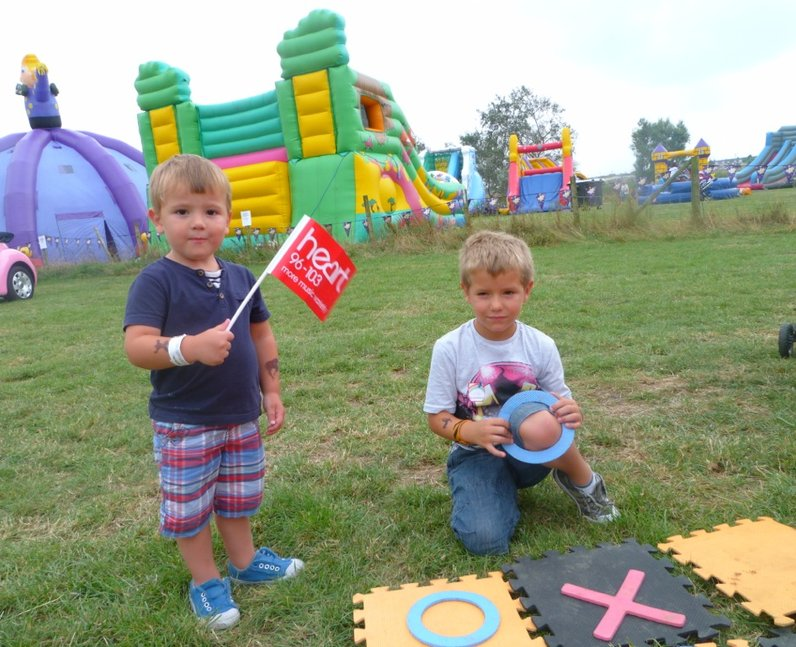 Heart Angels: Kids Fest - Marsh Farm (8 August 201