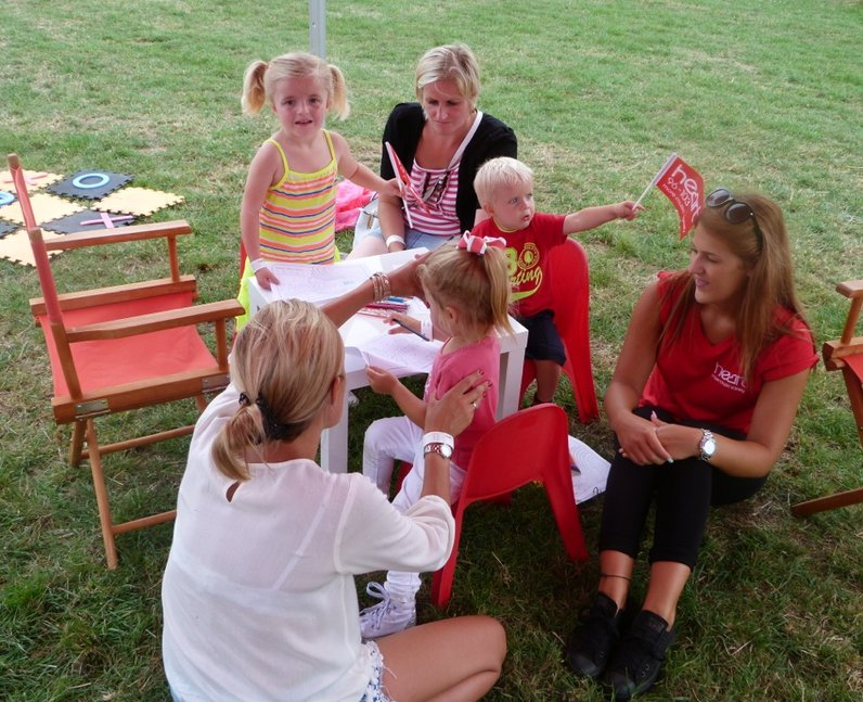 Heart Angels: Kids Fest - Marsh Farm (8 August 201