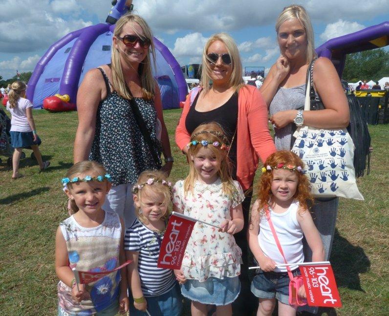 Heart Angels: Kids Fest - Marsh Farm (9 August 201