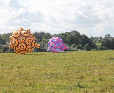 Heart Angels: Malmesbury Kite Festival (3rd August