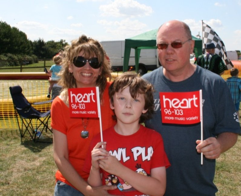 Heart Angels: Mersea Island Transport Show