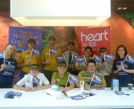Heart Angels: Workplace Play-Hoff's