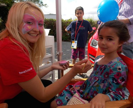 Johnsons' Mini Summer Festival With Heart