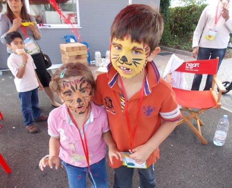 Johnsons' Mini Summer Festival With Heart