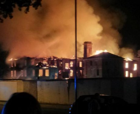 Northampton St Crispins Fire 3