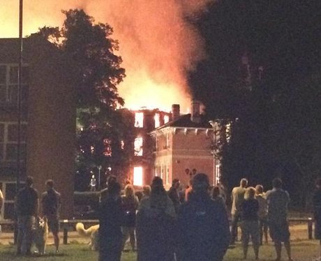 Northampton St Crispins Fire 6