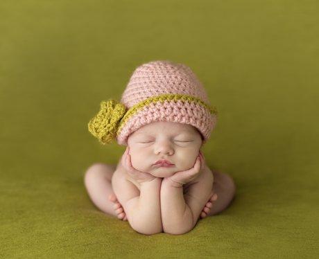 Sandi Ford Summer Babies portraits